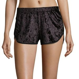 🖤 3 FOR 20 🖤  Flirtitude Velour Shorts